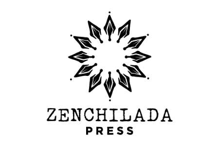 Zenchilada Logo - Lubbock Logo Design