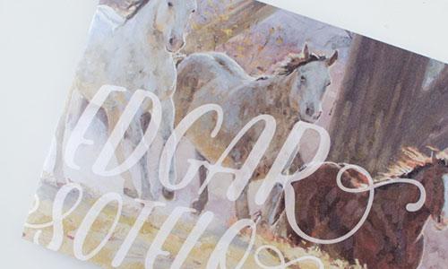 Edgar Sotelo - Gallery Guide