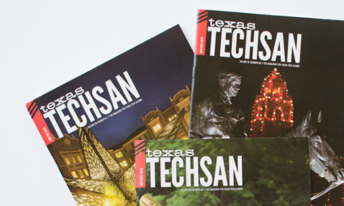 Texas Techsan - Publication Magazines