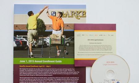 Lubbock Print Design - United Enrollment Guide - Thumbnail