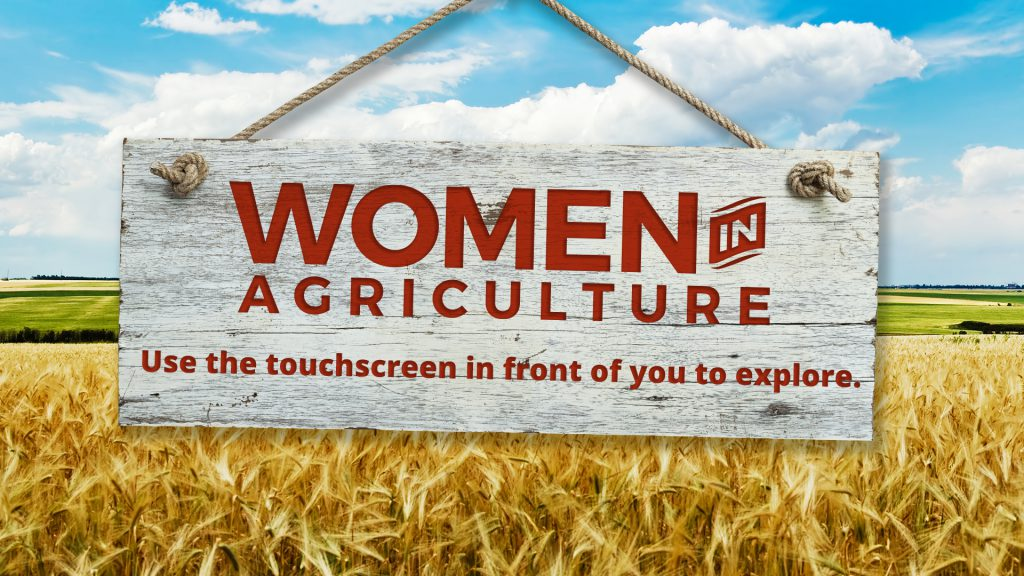 Women In Agriculture Home Page