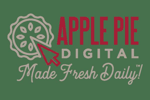 Apple Pie Digital Logo - Lubbock Logo Design