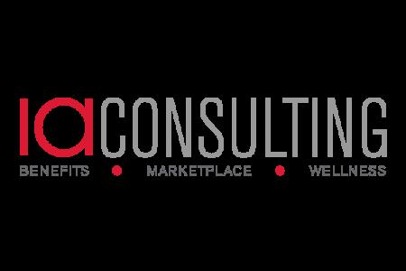IA Consultant Logo - Lubbock Logo Design