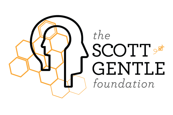 The Scott Gentle Foundation Logo - Lubbock Logo Design