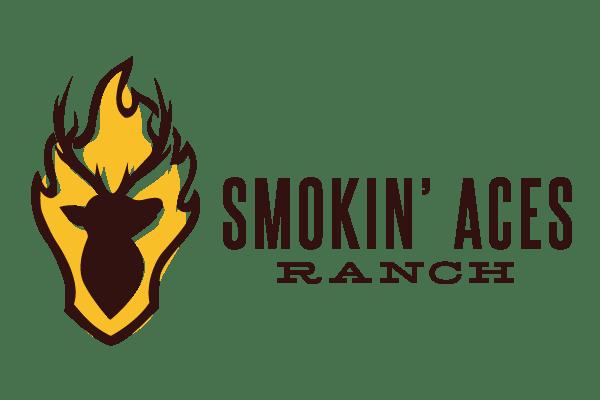Smokin Ace Ranch Logo - Lubbock Logo Design