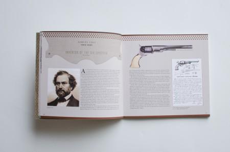 Lubbock Print Design - NRHC Wester Visionaries Inside Page