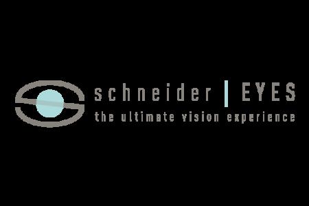 Schneider Eyes Logo - Lubbock Logo Design
