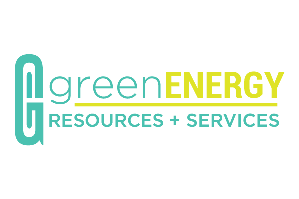 Green Energy Logo - Lubbock Logo Design